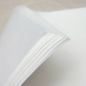 12x12 20# Grease-Resistant Basket Liner, White (5000/cs)